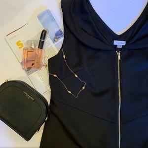 Calvin Klein Women's ZIP-Front Dress
